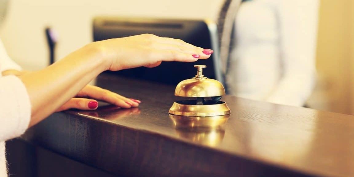 Dzwonek hotelowy