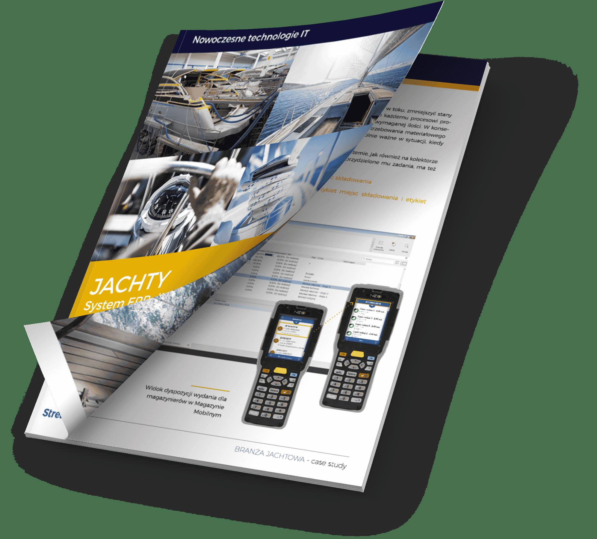 System ERP dla branży jachtowej